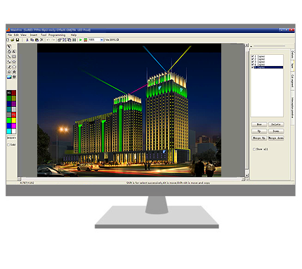 Professional Neon Animation Editing Software Led Animation Software Neonedit Program Neonplay Program And Screen To Tol Collector Program
